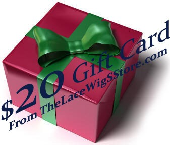 Lace Wig Gift Card