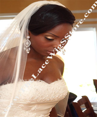 Full Lace Wigs For Weddings