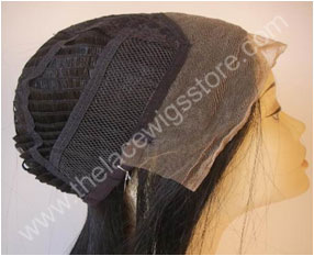 Synthetic Lace Wig Cap