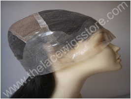 Lace Wig Cap With Thin Skin