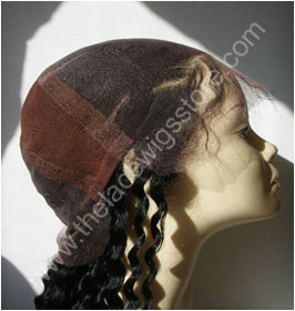 Lace Wig cap ear to ear stretch